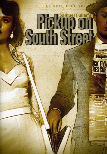 Pickup on South Street (Criterion Collection)