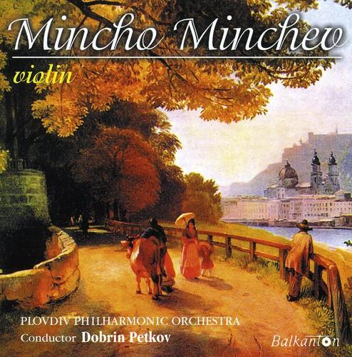 Mincho Minchev - Violin