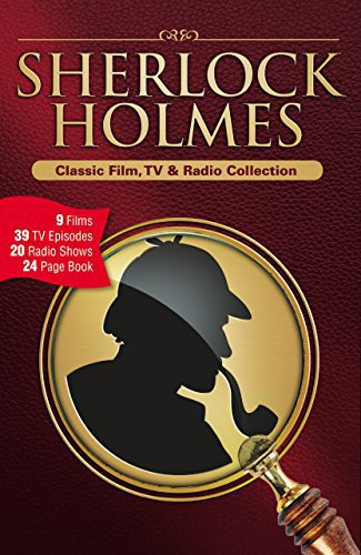 Sherlock Holmes Classic Film TV & Radio Collection