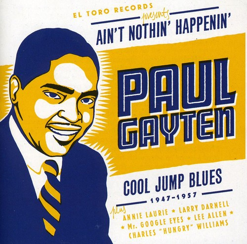 Aint Nothin Happenin [Import]