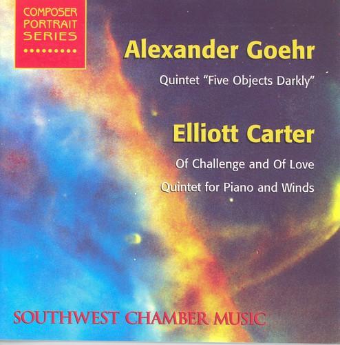 Alexander Goehr Elliott Carte