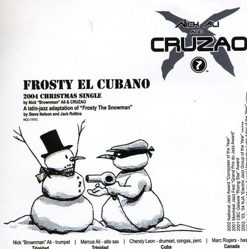 Frosty El Cubano