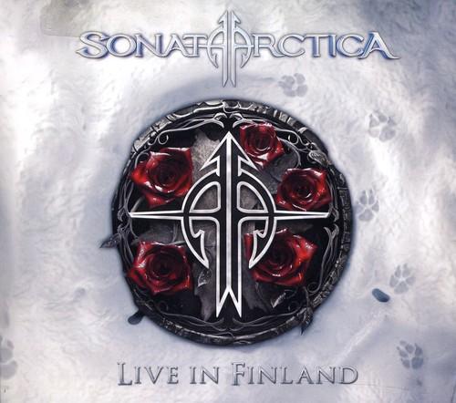 Sonata Arctica - Live In Finland [2CD/2DVD]