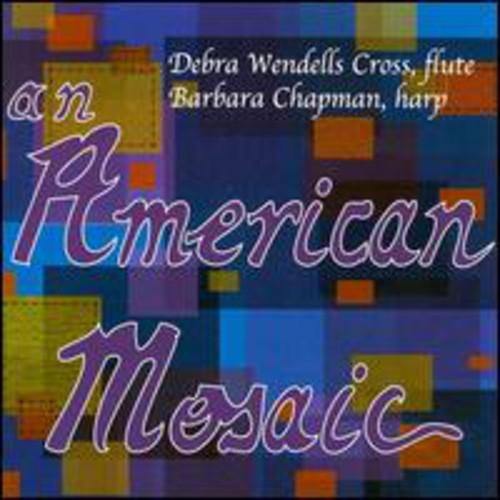 American Mosaics Music for Flute * Harp /  Various