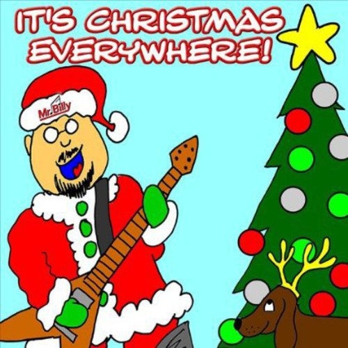It's Christmas Everywhere!