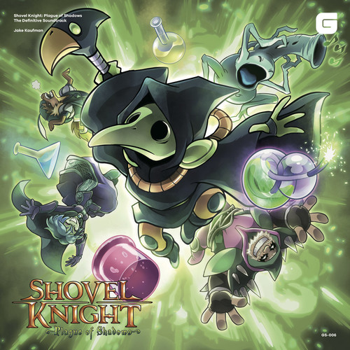 Shovel Knight - Plague Of Shadows: The Definitive