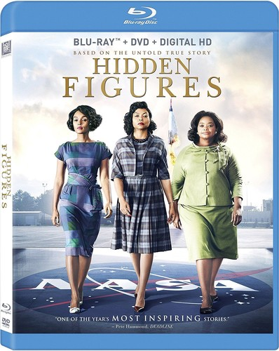 Hidden Figures [Blu-ray/DVD]