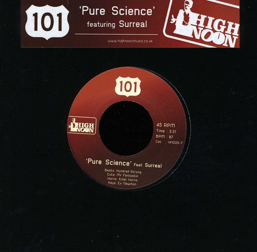 Pure Science [Import]