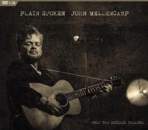 John Mellencamp - Plain Spoken From The Chicago Theatre [CD/Blu-ray]