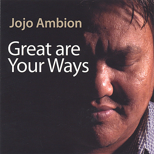 Great Are Your Ways