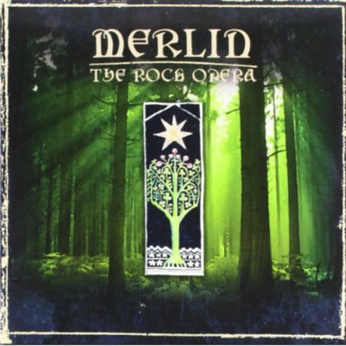 Merlin the Rock Opera [Import]
