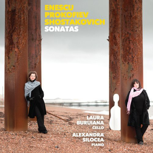 Sonatas: Enescu Prokofiev Shostakovich