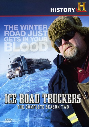 Ice Road Truckers: The Complete Season Two
