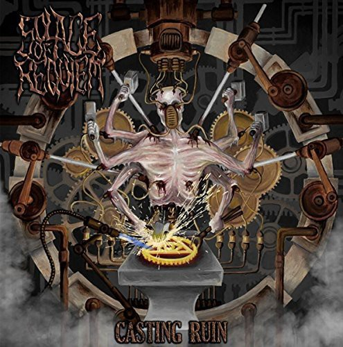 Solace Of Requiem - Casting Ruin [Limited Edition] [180 Gram]
