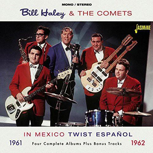 In Mexico 1961-62-Twist Espanol [Import]