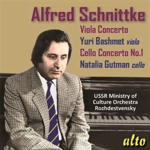 SCHNITTKE: Concertos for Viola and Cello (No. 1)