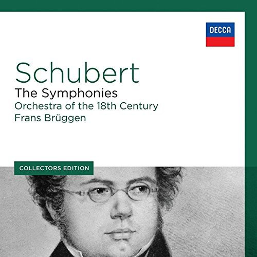 Collector's Ed: Schubert - the Symphonies