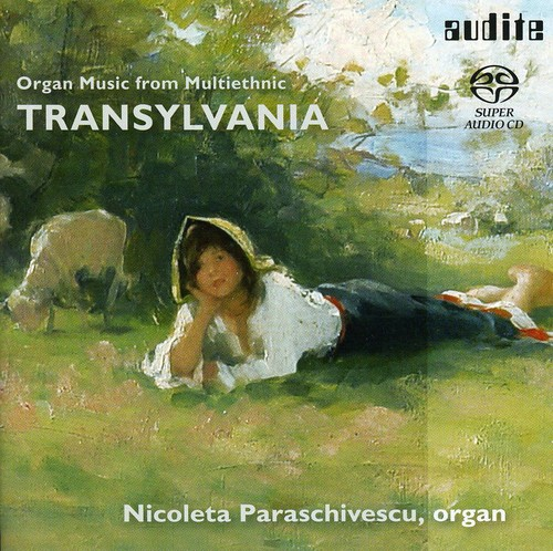 Organ Music from Transylvania