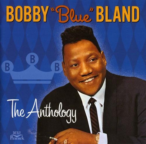 Bobby Bland Blue - The Anthology