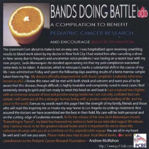 Compilation to Benefit Pediatric Cancer Research &