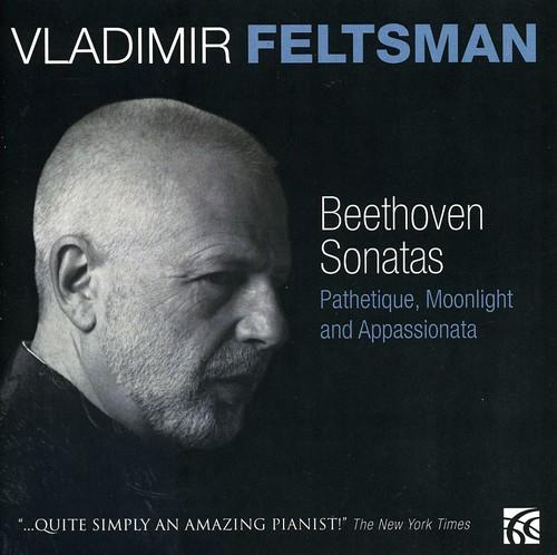 Vladimir Feltsman - Piano Sonatas