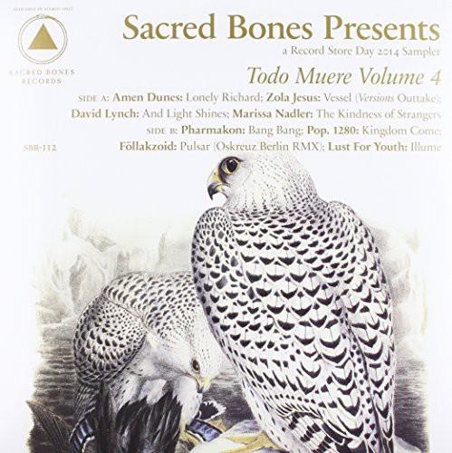 Various Artists - TODO MUERE VOL 4 / VARIOUS