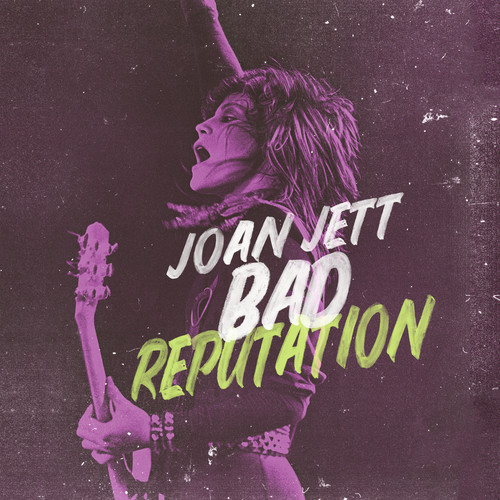Joan Jett - Bad Reputation: Music From The Original Motion Picture [LP]