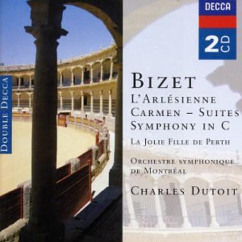 L'arlesienne & Carmen Suites Symphony in C [Import]