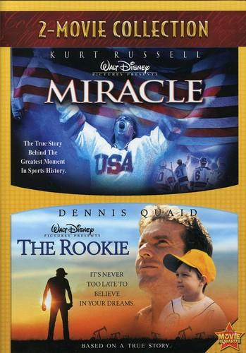 Miracle (2004) & Rookie (2002)