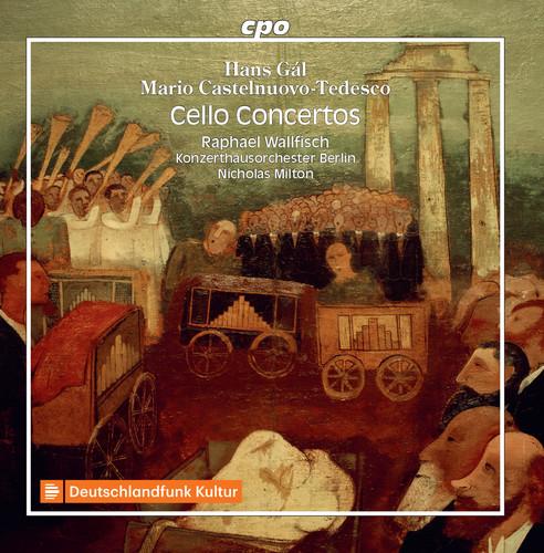 RAPHAEL WALLFISCH - Cello Concertos By Exiled Jewish Composers