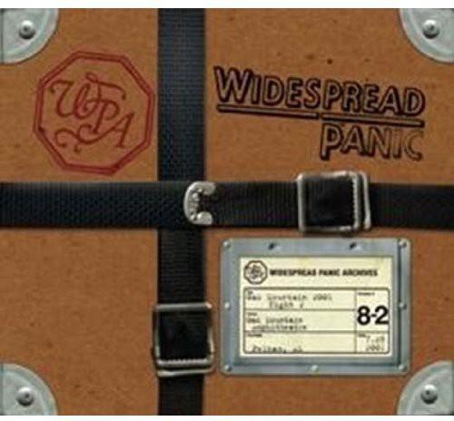 Widespread Panic - Oak Mountain 2001 - Night 2