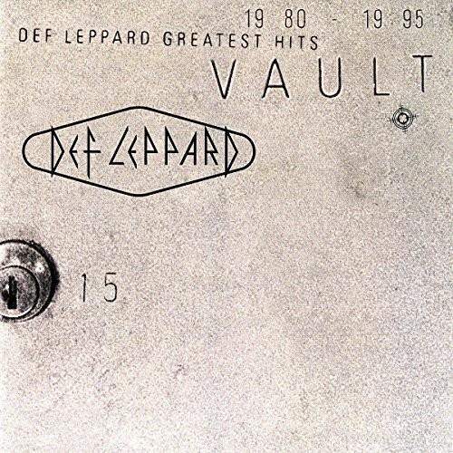 Def Leppard - Vault: Def Leppard Greatest Hits (1980-1995) [LP]