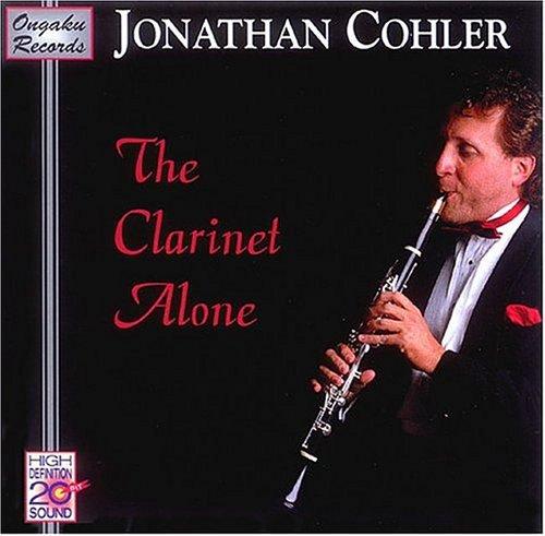 Clarinet Alone