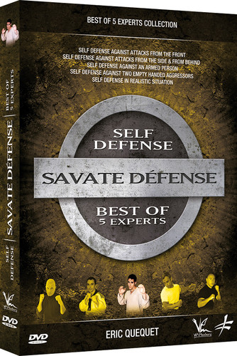 Best Of 5 Experts: Savate Self Defense