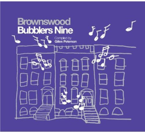 Brownswood Bubblers 9 /  Various
