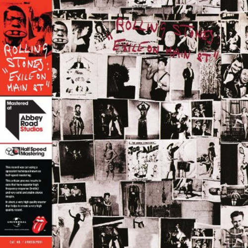 The Rolling Stones - Exile on Main Street [Half Speed Mastering LP]