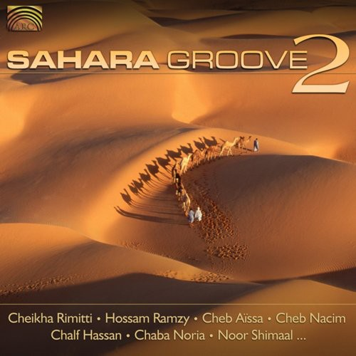 Sahara Groove, Vol. 2