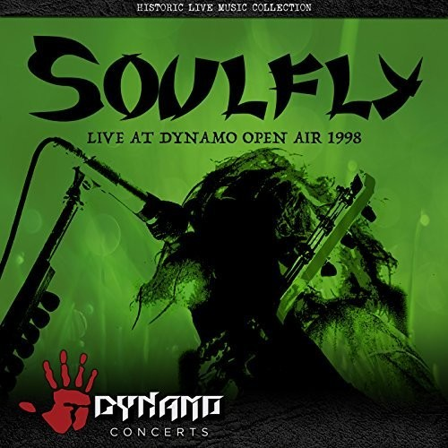 Soulfly - Live At Dynamo Open Air 1998