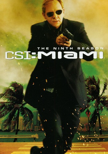 CSI: Miami: The Ninth Season