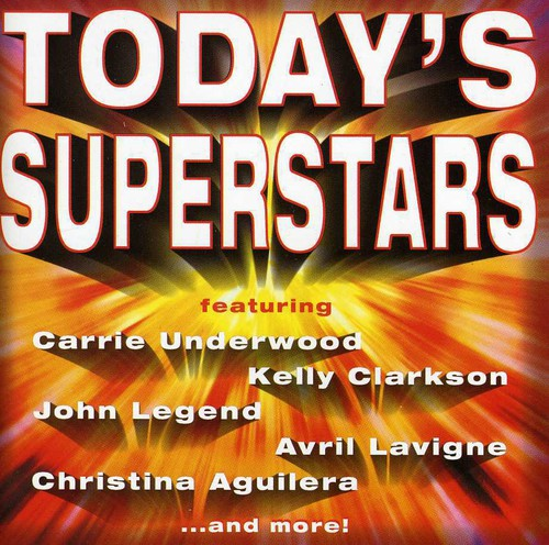 CD-Today S Superstars