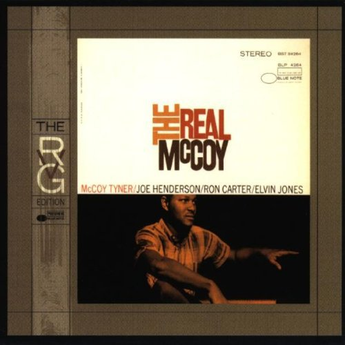 McCoy Tyner - Real Mccoy (remastered)