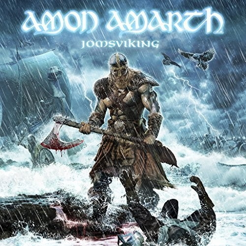 Amon Amarth - Jomsviking (Jpn)