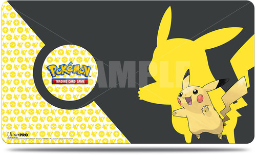 Pokemon Pikachu 2019 Playmat - Pokemon Pikachu 2019 Playmat