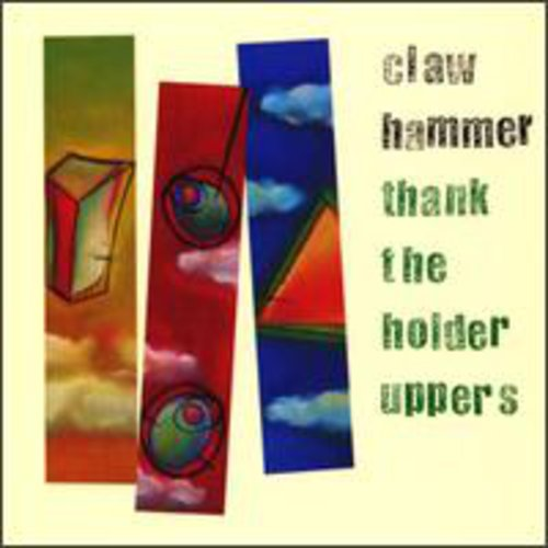 Clawhammer Banjo - Thank the Holder Uppers