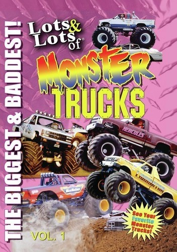 Lots and Lots of Monster Trucks Vol. 1