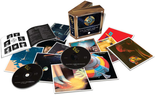 The Classic Albums Collection [Limited Edition] [Box Set]