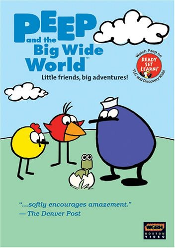 Peep and the Big Wide World: 3 Pack