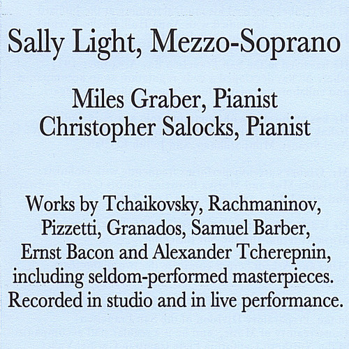 Sally Light Mezzo-Soprano