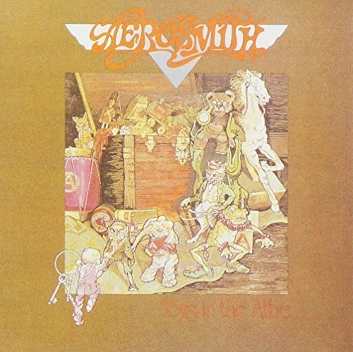 Aerosmith - Toys In The Attic (Gold Series)