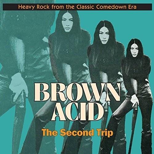 Brown Acid: Second Trip /  Various